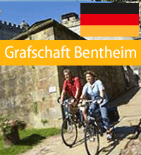 Gratis fietsroutes door Grafschaft Bentheim